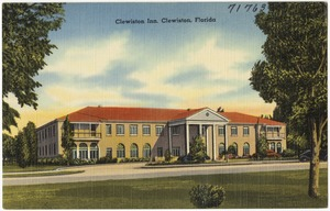 Clewiston Inn, Clewiston, Florida