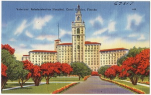 Veterans' Administration Hospital, Coral Gables, Florida