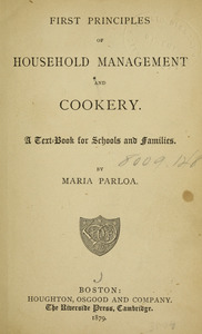 The housekeepers encyclopedia of useful information for the first principles of household management and cookery thecheapjerseys Choice Image