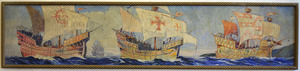Ships Through the Ages: Great Carrack, Spanish Caravel, Galleass