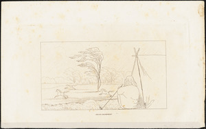 Illustrations for Summer on the Lakes, 1843