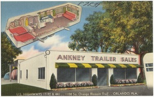 Ankney Trailer Sales, U.S. highways 17-92 & 441, 1108 So. Orange Blossom Trail, Orlando, Florida