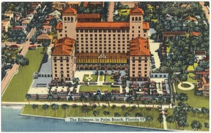 The Biltmore, in Palm Beach, Florida