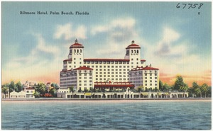 Biltmore Hotel, Palm Beach, Florida