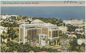 The Colony Hotel, Palm Beach, Florida