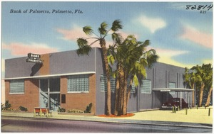 Bank of Palmetto, Palmetto, Florida