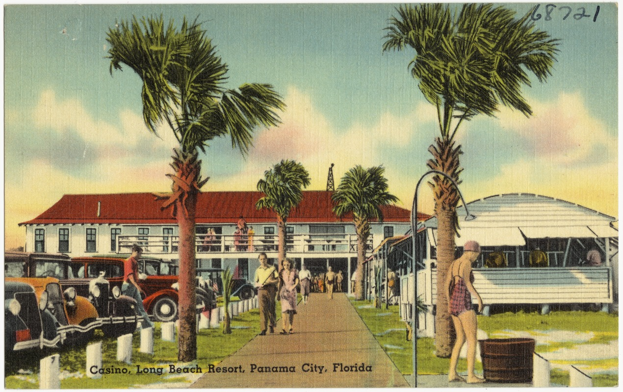 Casino, Long Beach Resort, Panama City, Florida