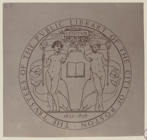 Boston Public Library Seal