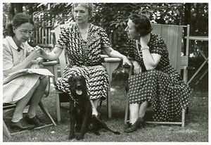 Nella Braddy Henney, Helen Keller and Polly Thomson