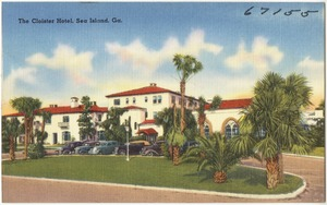 The Cloister Hotel, Sea Island, Ga.