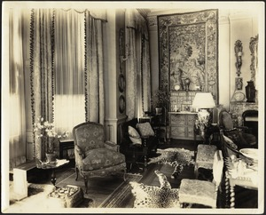 Drawing room (left of fireplace)