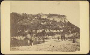 """""""Beach and old fort at Siboney"""""""