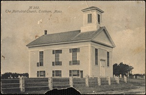 The Methodist Church, Eastham, Mass.