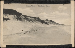 Beach view, Eastham, Mass.