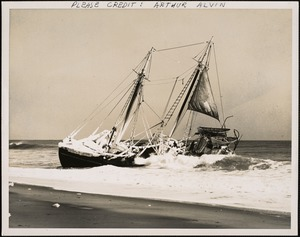 1948 wreck of Cape Ann