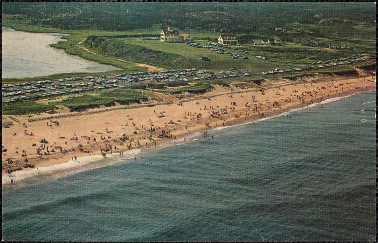 Coast Guard Beach Eastham Cape Cod