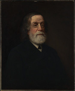 Portrait of Dr. James Freeman Clarke