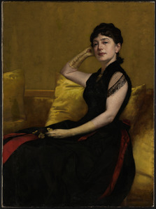 Portrait of Kate Field