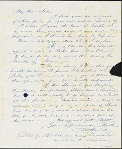 Nathaniel Winsor Jr. to Mrs. Mary Granville Sampson