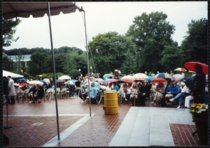 Newton Free Library Grand Opening Celebration Photos, Fall 1991