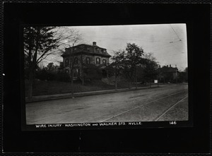 Villages of Newton: Newton Highlands, Newtonville, 1900-1990