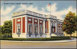 Beverly Public Library, Beverly, Mass.