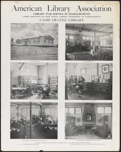 Camp Devens Library