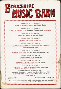 Berkshire Music Barn
