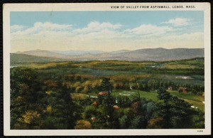 Aspinwall Hotel: view of valley