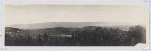 Aspinwall Hotel: looking east to October Mountain