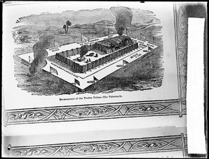 Encampment of the Twelve Tribes. The Tabernacle (Masonic)