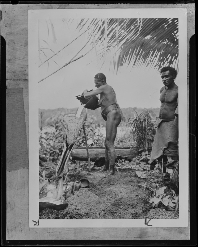 Natives, possibly Africa