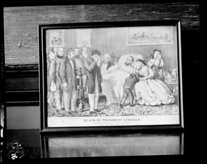 Lincoln series: Death of President Lincoln