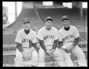 Three Red Sox players