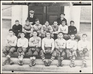 1920 Football Team, Weymouth, Mass.