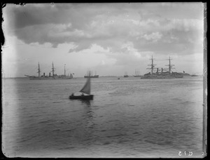Ships in harbor no. 1