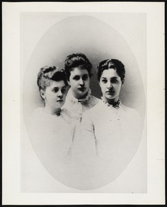 Ida, Eliza and Caira Robbins