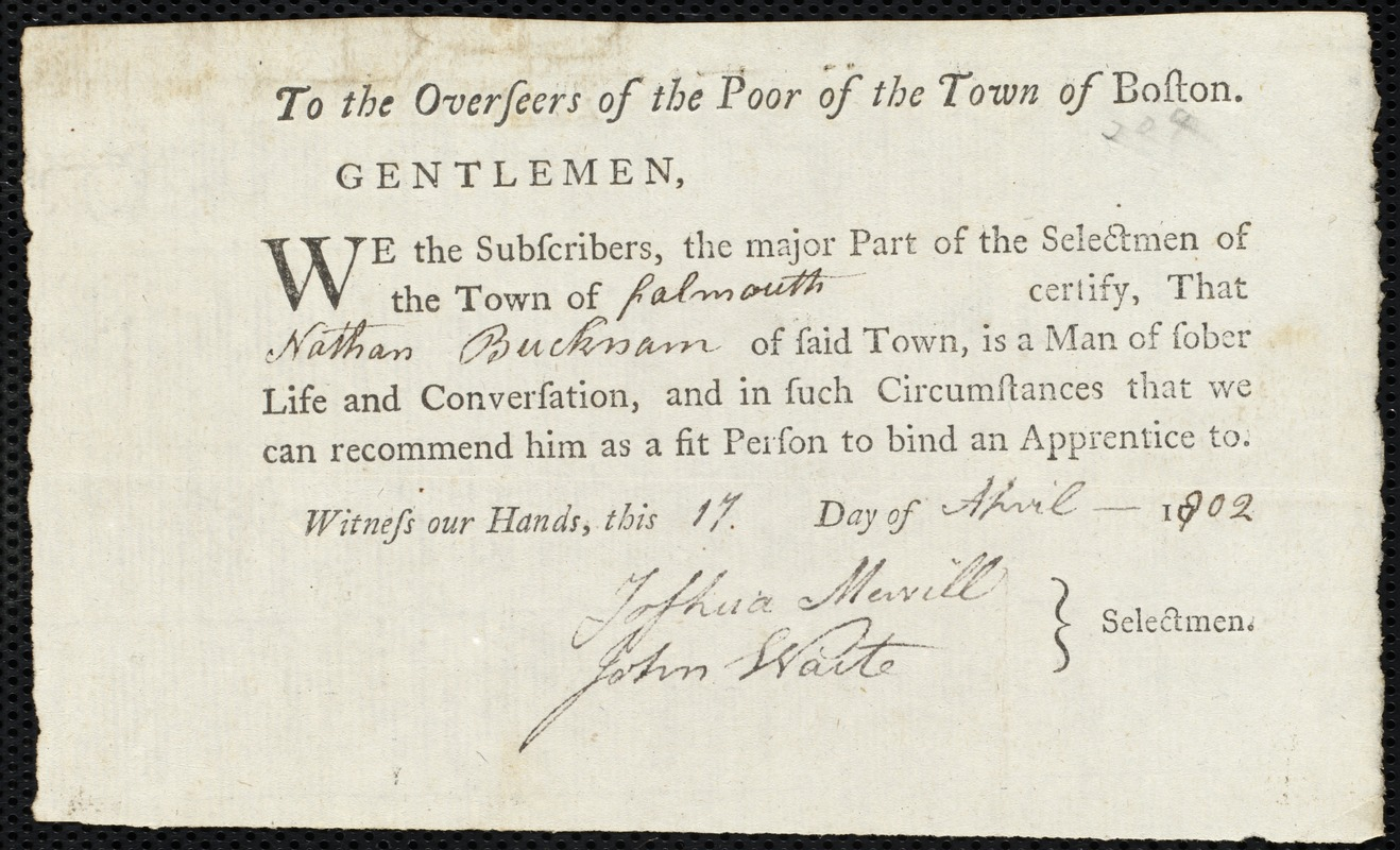 indentured servant and the company town