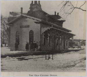 Railway station - Old Centre Depot