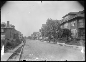 Dunster Road. Jamaica Plain, Massachusetts