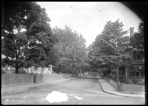 Bishop Street. Jamaica Plain, Massachusetts