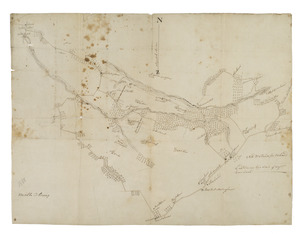Plan of the battle of Monmouth, 28th of June, 78