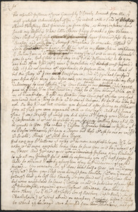 Letter from Nathan Prince, Cambridge, to Thomas Turner, Antigua, 1746 July 10