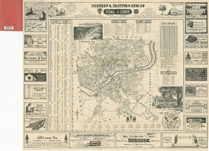 Parker street fire alarm historical guide map