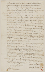Deed from John Adams to Joshua Child (Jr.) for 4 acres land in Lincoln in consideration of 29£