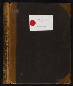Records of the State Reform School [Lyman School], 1847-1959