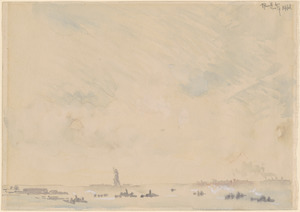 Untitled (Statue of Liberty)