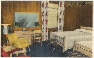 Washburn's Motel Court