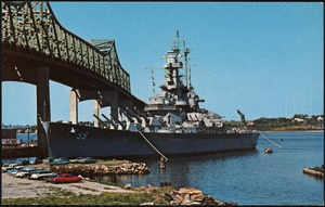 U.S.S. Massachusetts, Fall River, Mass.