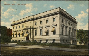 Fall River, Mass., Public Library